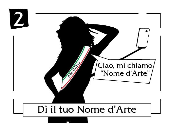 Di il tuo nome d'arte Abruzzo