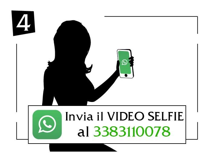 Invia il tuo video selfie Abruzzo